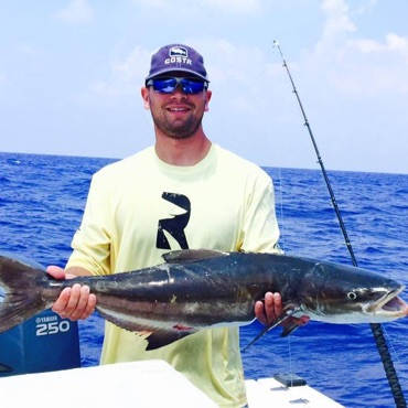 Cobia fishing charters in cape coral florida for Cape coral fishing report