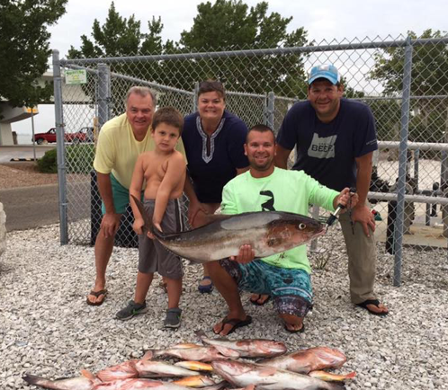 Family fishing charters florida reel revenge cape coral for Cape coral fishing report